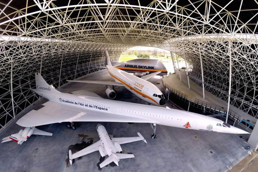 Musée de l'Aéronautique de Toulouse (31)