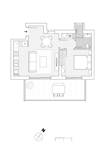 Apartment Type B