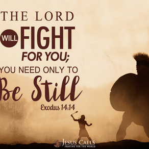 Fighting by Faith