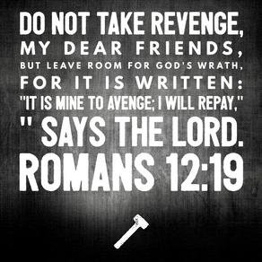 Vengeance or Forgiveness