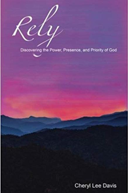 Rely by Cheryl Lee Davis
