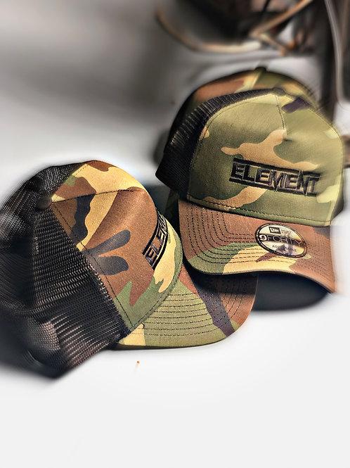 Element Camo Hat