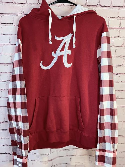 Reworked Alabama Hoodie