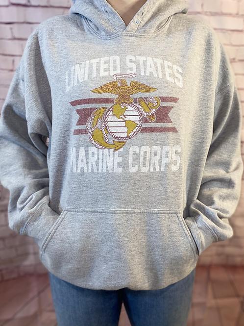 U.S Marine Corps Hoodie