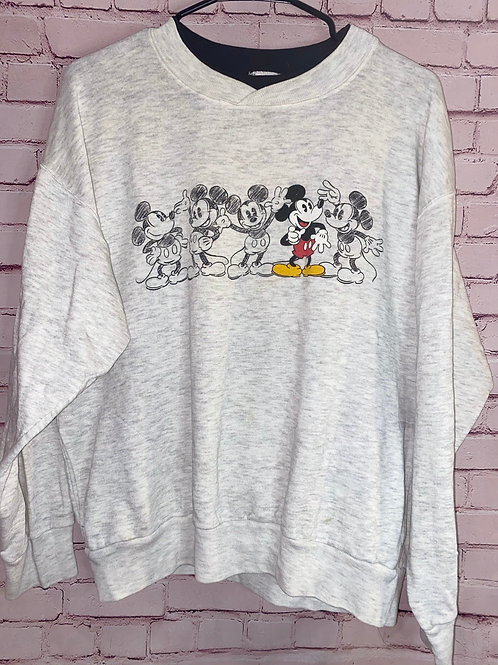 Vintage Mickey Crew Neck