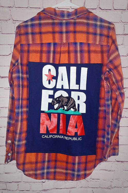 California Republice Reworked Flannel