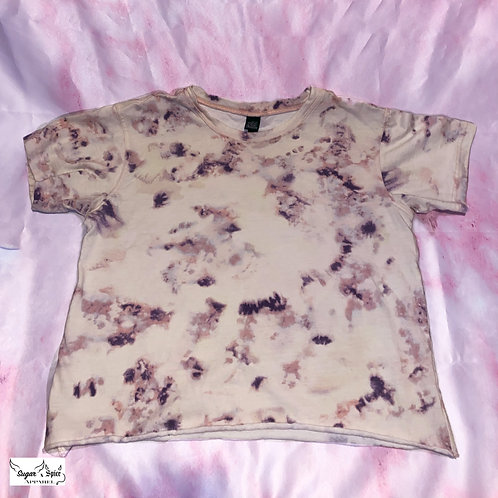 Wild Fable Cropped Tie Dye Tee