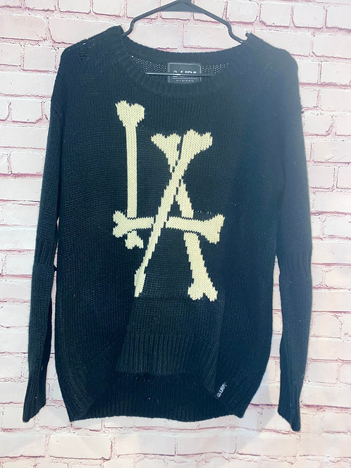 LA Bone Sweater