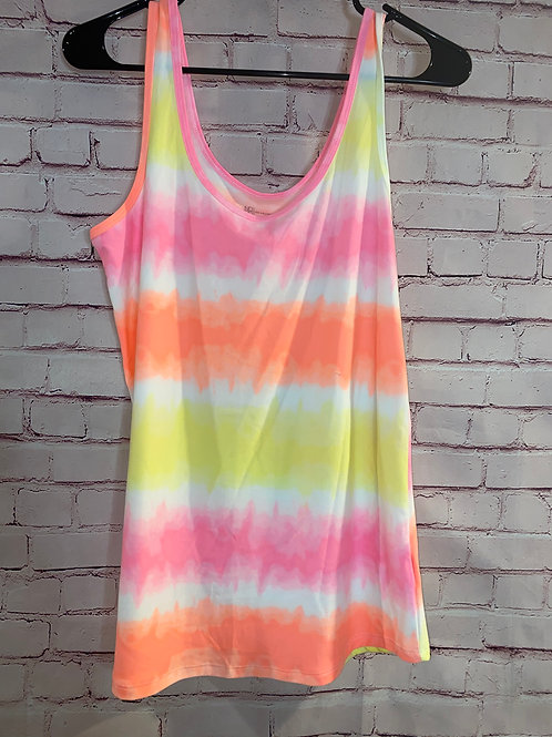 Tie Dye Sunset Tank