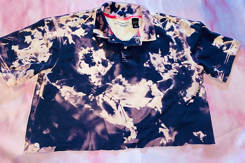 Bleached Polo