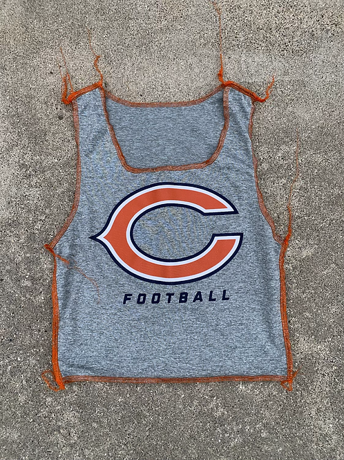 Chicago Bears Cropped Tank Top