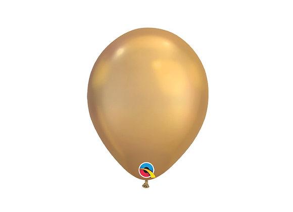 Gold Chrome - שקית של בלונים
