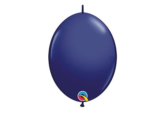 שקית של בלונים לשרשרת- בגודל רגיל - Dark blue