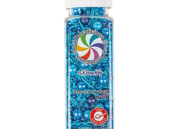 מיקס סוכריות כחול