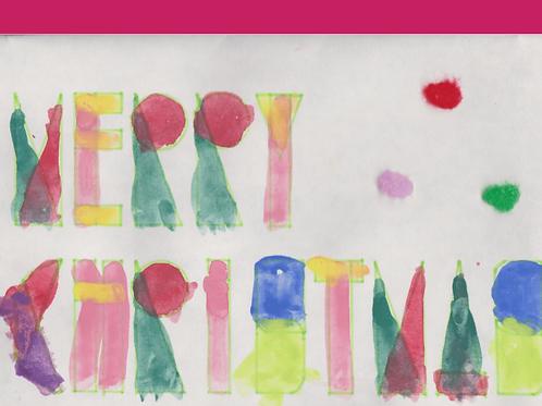 Caroline's Christmas Card - Set of 10