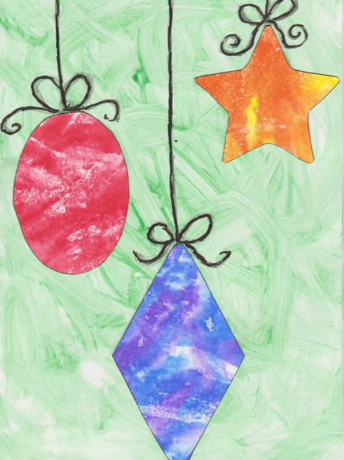Charlotte's Christmas Card 1 - Set of 10
