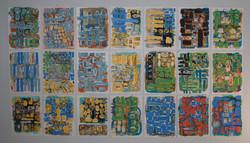 Blocking Colors series