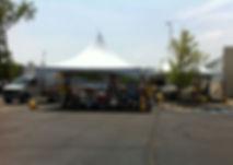Tent, GMC, Buick, Kids, car dealership