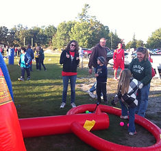 In Good Taste Party Rentals | Michigan | Bounce House | Kids | Women | School