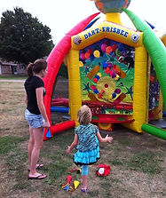 In Good Taste Party Rentals | Michigan | Bounce House | Fun| School