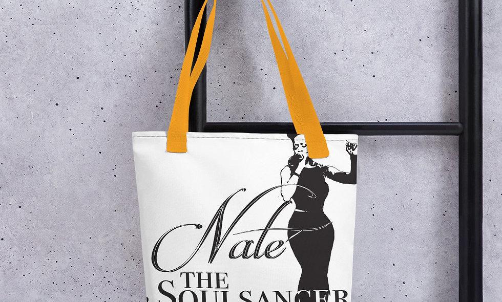 The Soulsanger tote bag