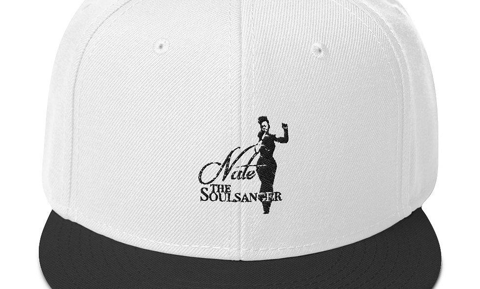 The Soulsanger Snapback Hat