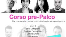 Corso PrePalco!!! Il teatro arriva a Dance Heart..