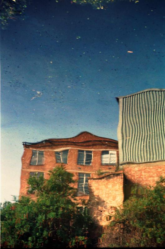 Warehouse reflection