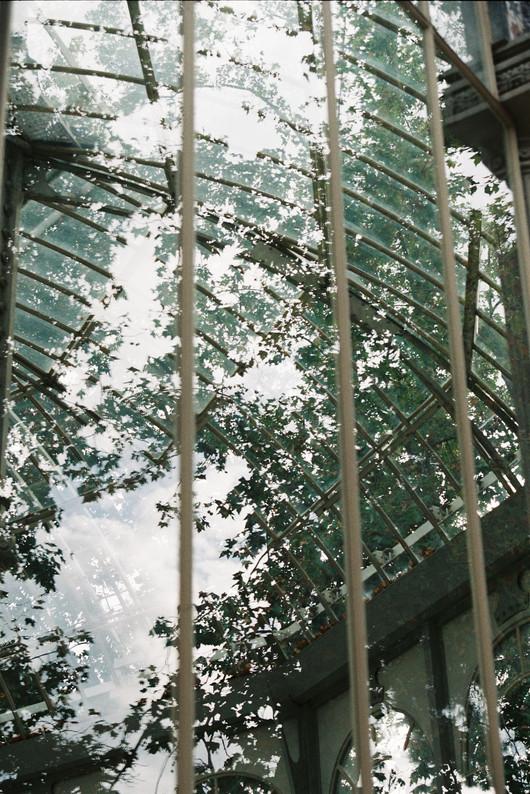 Glass house, Madrid, 3