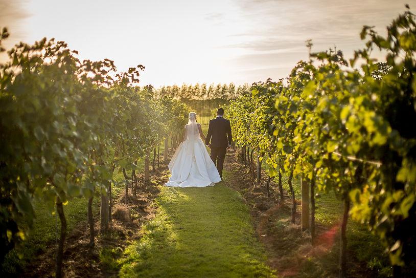 Wedding photographer aldwick court barleywood