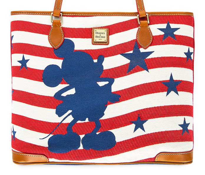 Mickey Mouse Americana Tote by Dooney & Bourke shopDisney