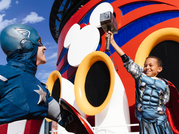 Marvel Day at Sea 2021 Dates Announced
