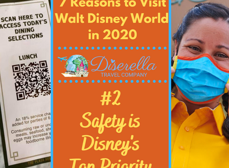 7 Reasons to Visit Walt Disney World in 2020 - #2 Safety is Disney's Top Priority