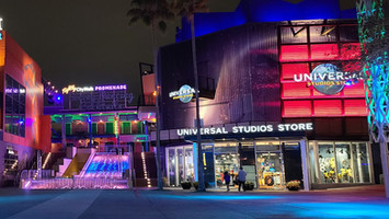 Universal's City Walk: The Epicenter of Awesome