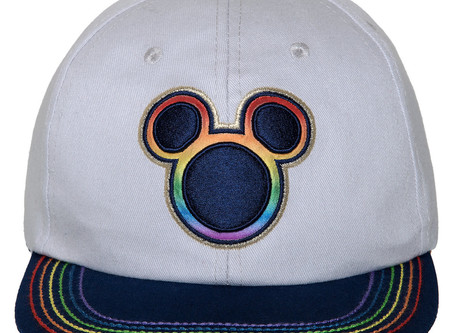 Disney Donating 10% of Purchases from Rainbow Mickey Collection to GLSEN