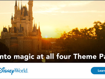 The Ultimate Disney Fall into Magic Package