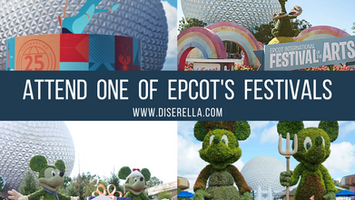 Which Epcot Festival Is Our Favorite?