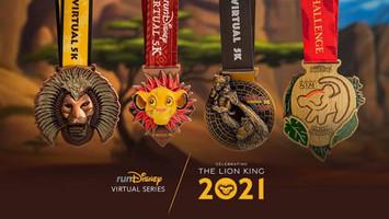runDisney Virtual Series to Honor The Lion King