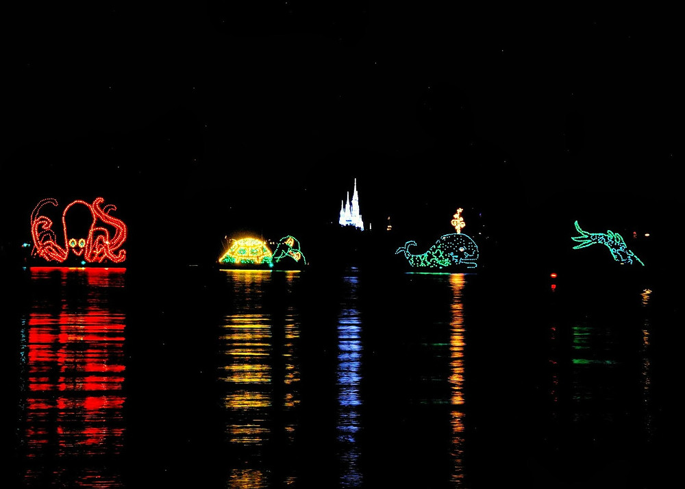 Electrical Water Pageant Walt Disney World