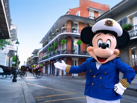 Disney Cruise Line Returns to New Orleans in 2021