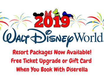 5 Reasons To Book Your 2019 Walt Disney World Vacation Now