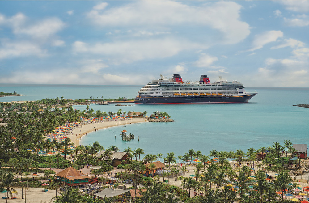 Disney Cruise Line Fall 2019 Itineraries