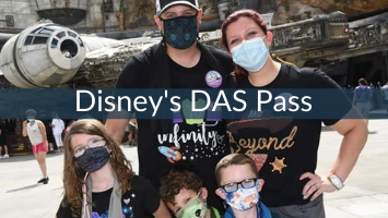 Navigating Disney with Challenges