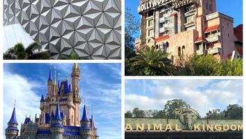 Disney A to Z: Disney is an...Amusement Park