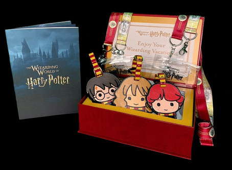 Exclusive Harry Potter Package