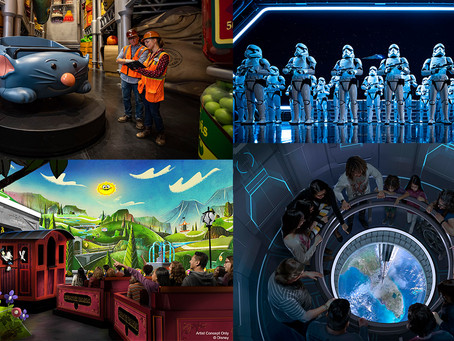 20 Reasons to Visit WDW in 2020