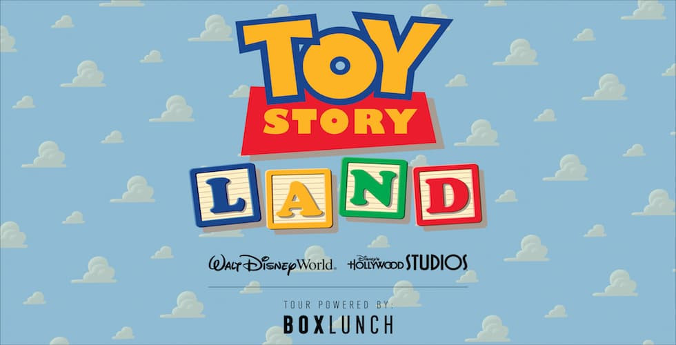Toy Story Land Play Big Sweepstakes Enter to Win Walt Disney World Trip