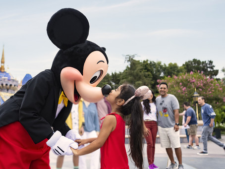 Disneyland - Save on 3 Day Tickets for Kids 3 to 9