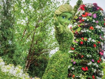 A Look at A Taste of EPCOT's International Flower & Garden Festival