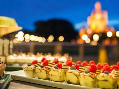 New Magic Kingdom 'After Fireworks Dessert Party' Begins May 28